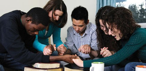 College Bible Study Group