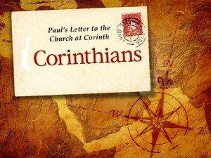 Lesson #23 - Corinthians 1 & 2