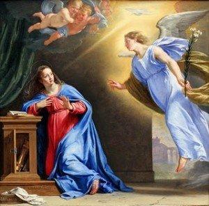 Lesson #14 - Gospel 5 - Luke 1