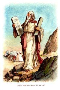 Lesson #3 - Pentateuch 3