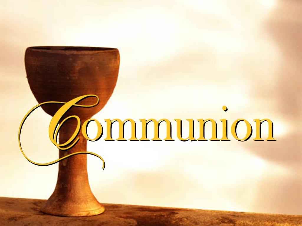 Study on communion