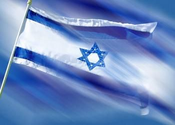 Flag of Israel - Home base for the Jewish people