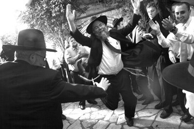 Jewish dancers