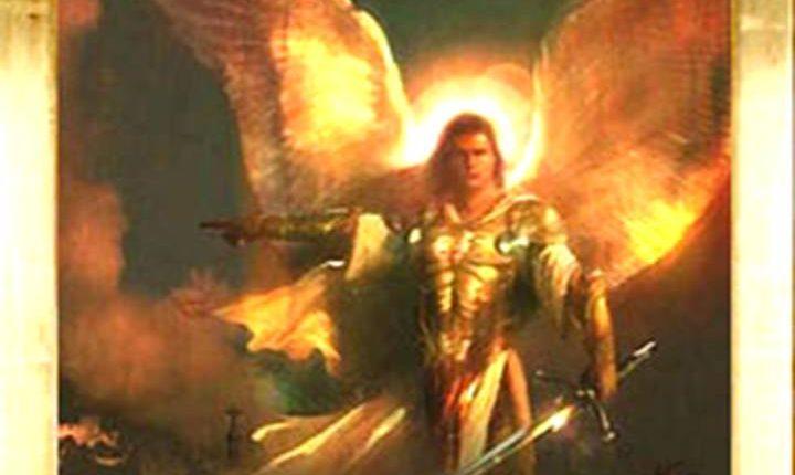 Battle is God's