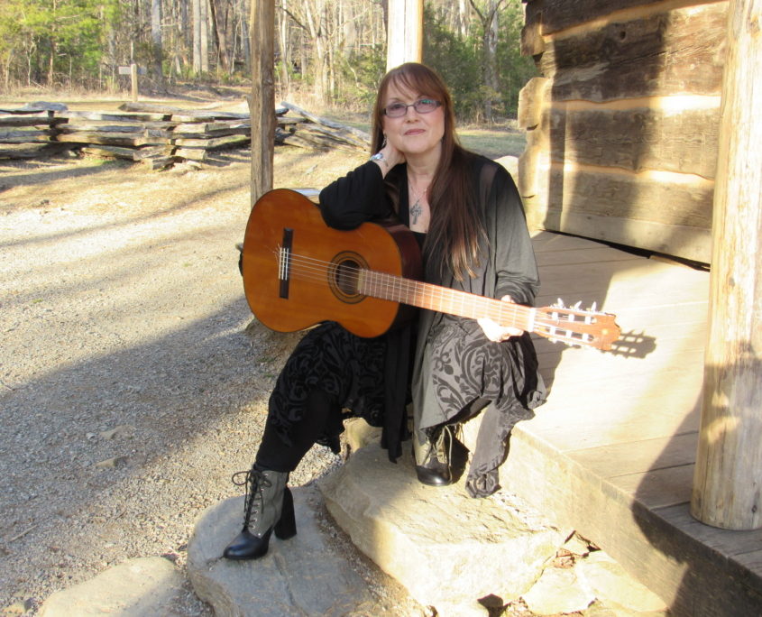 Ann Wolf Music, A Voice for Freedom